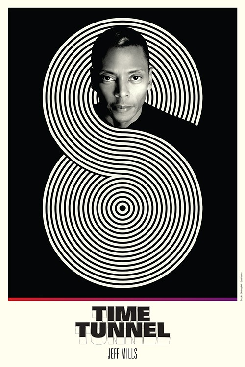 Jeff Mills : Time Tunnel