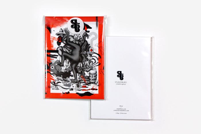 Cartes De Visite Du Studio Studioburo
