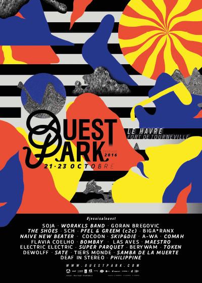 OUEST PARK FESTIVAL 2016