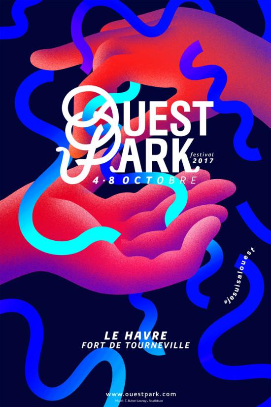 OUEST PARK FESTIVAL 2017